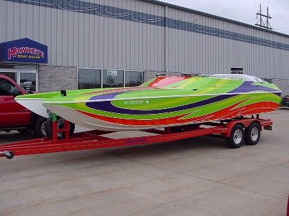 1999 Eliminator 25 Daytona Custom