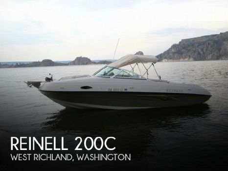 2006 Reinell 200 C 2006 Reinell 200C for sale in West Richland, WA