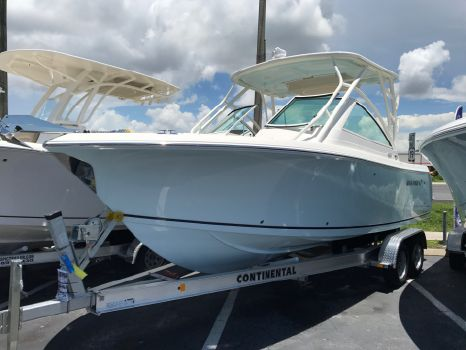 2017 Sailfish 245 DC