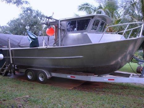2006 J&H Boatworks Custom Aluminum Profile