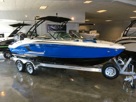 2017 Chaparral 21 H2O Sport Outboard