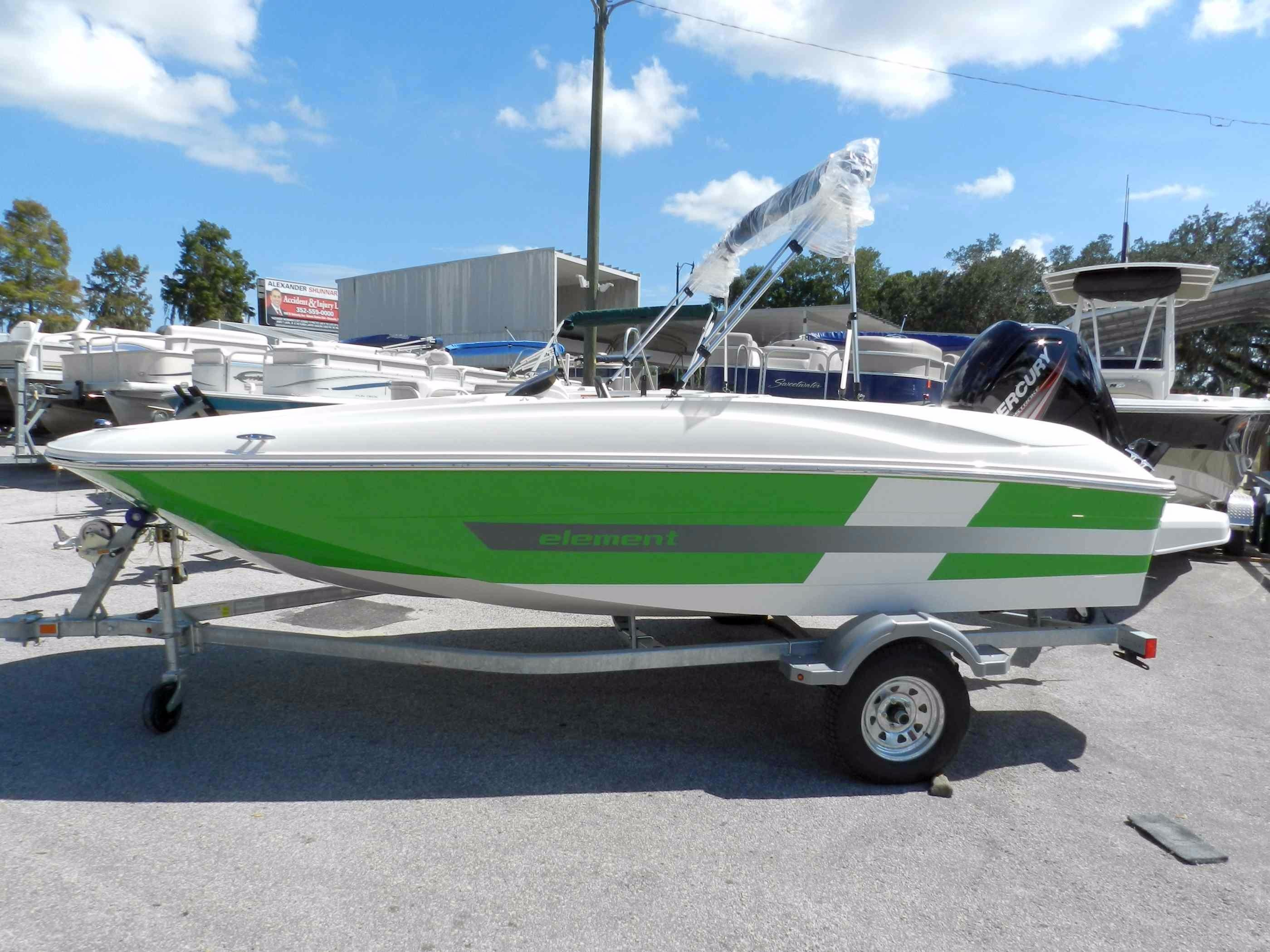 2016 Bayliner Element