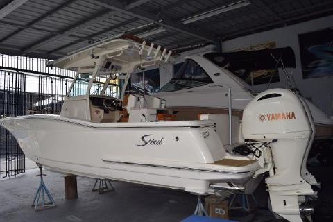 2015 Scout Boats 275LXF