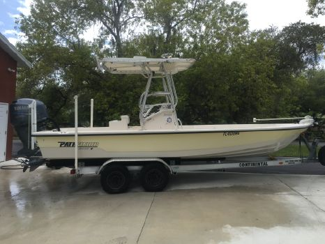 2005 Pathfinder 2400-v