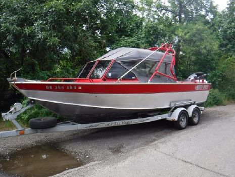 2003 North River 24' Seahwk