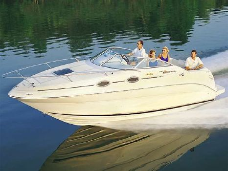 2001 Sea Ray 240 Sundancer Manufacturer Provided Image