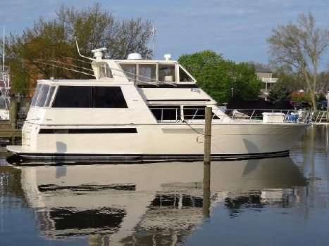 1993 Viking 54 Sports Yacht
