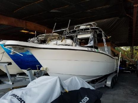2002 PURSUIT 2870 Center Console