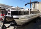 2015 Sun Tracker Fishin' Barge 20 DLX
