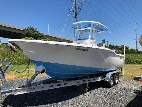 2019 TIDEWATER BOATS 252 Adventure