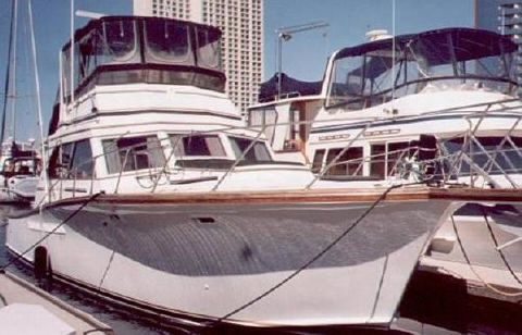 1980 Egg Harbor 48 Sport Fisherman Previous Picture of Vessel