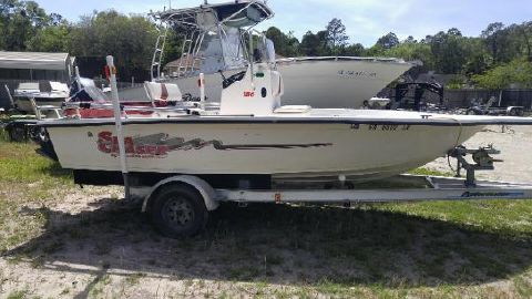 2002 SEA CHASER 186