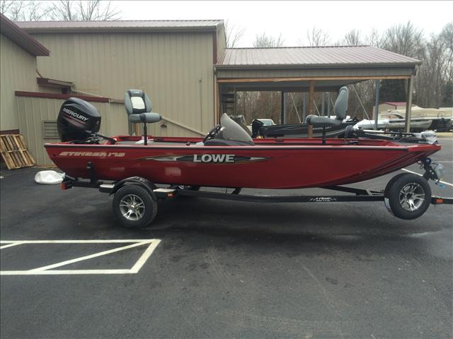 2015 Lowe other Stinger 175