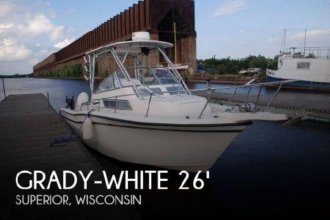 1995 Grady-White 268 Islander