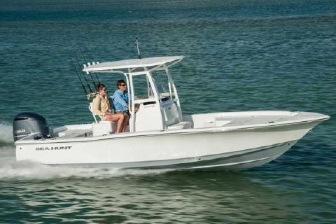 2017 Sea Hunt BX 24 BR Manufacturer Provided Image