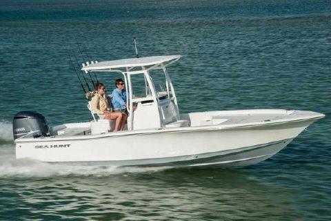 2016 Sea Hunt BX 24 BR Manufacturer Provided Image