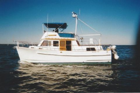 1988 Monk Trawler