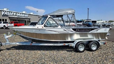 2019 DUCKWORTH Pacific Navigator Sport 20'