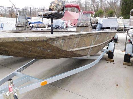 2016 G3 Boats GATOR TOUGH 18 CC  CAMO