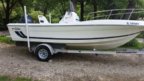 1998 Cobia Boats 194
