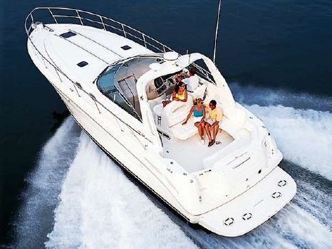 1999 Sea Ray 380 Sundancer Manufacturer Provided Image