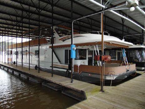 2003 Sumerset Houseboat 75' x 16'