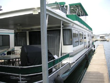 1996 Stardust Luxury Houseboat