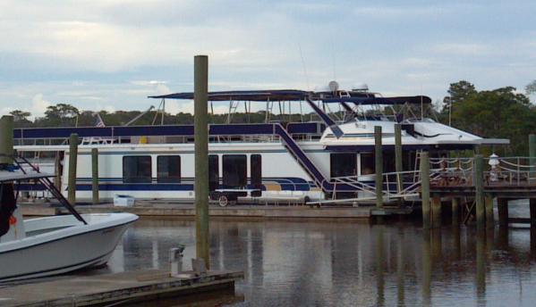 1996 Sumerset 75 Houseboat