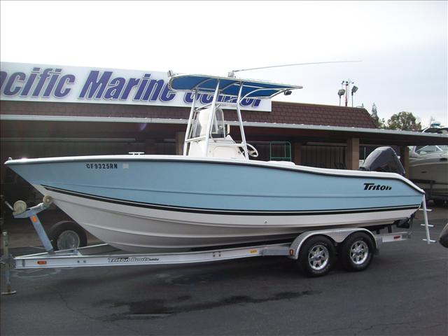2006 Triton 225