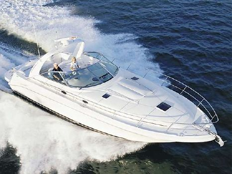 2000 Sea Ray 410 Sundancer Manufacturer Provided Image