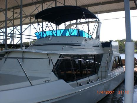 1989 Blue Water 46/MY