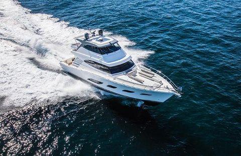 2018 Riviera 72 Sports Motor Yacht Riviera 68 Sports Motor Yacht