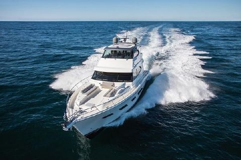 2019 Riviera 72 Sports Motor Yacht- IN STOCK Riviera 72 Sports Motor Yacht