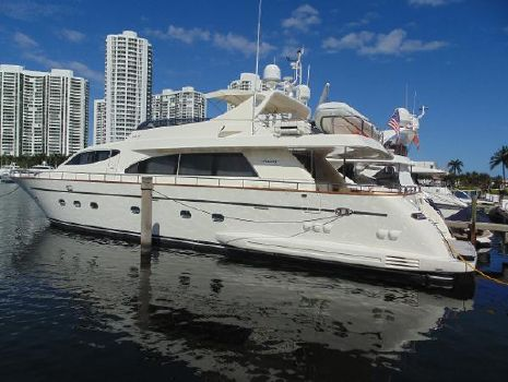 2003 Falcon 86 Motor Yacht One More Time