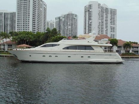 2003 Falcon Azimut Sunseeker 86 Motor Yacht One More Time