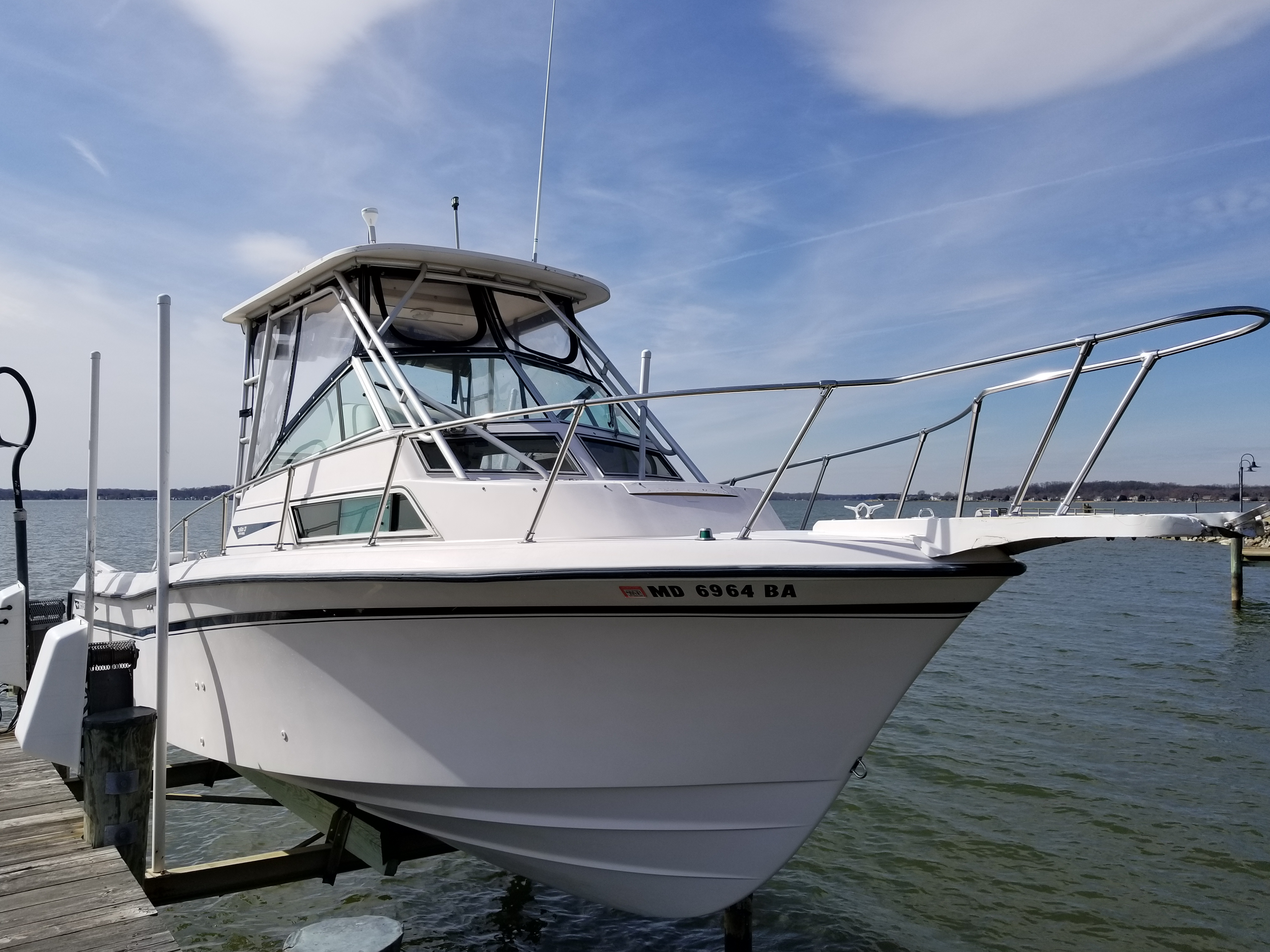 1995 Grady-White Sailfish 27 Grady White Sailfish