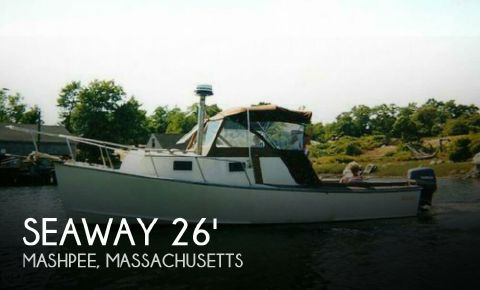 1985 Seaway 26 North Star 1985 Seaway 26 North Star for sale in Mashpee, MA