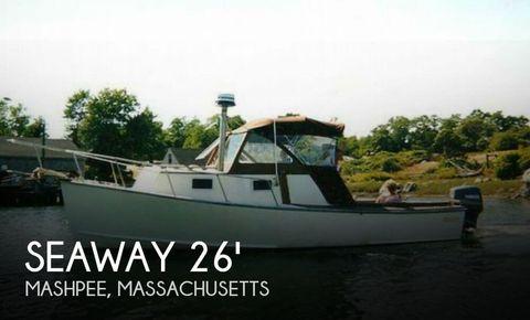 1985 Seaway 26 North Star