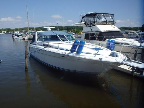 1990 Sea Ray 370 Sundancer