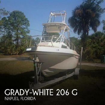 1989 Grady-White 206 G 1989 Grady-White 206 G for sale in Naples, FL