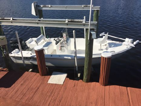 2004 Sea Fox 172 Center Console