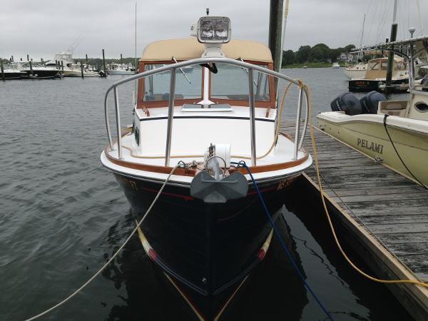 1999 Crosby Yacht 24 Striper