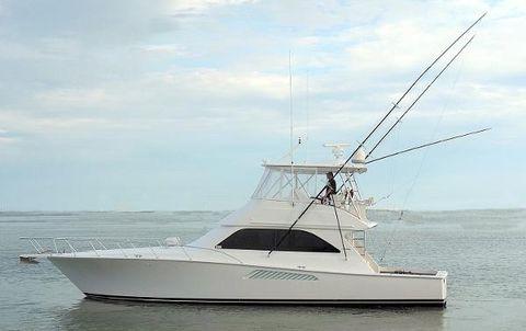 2005 Viking 48 Convertible