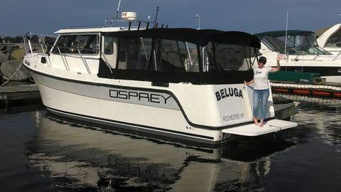 2001 Osprey 30 Pilot House Fisherman