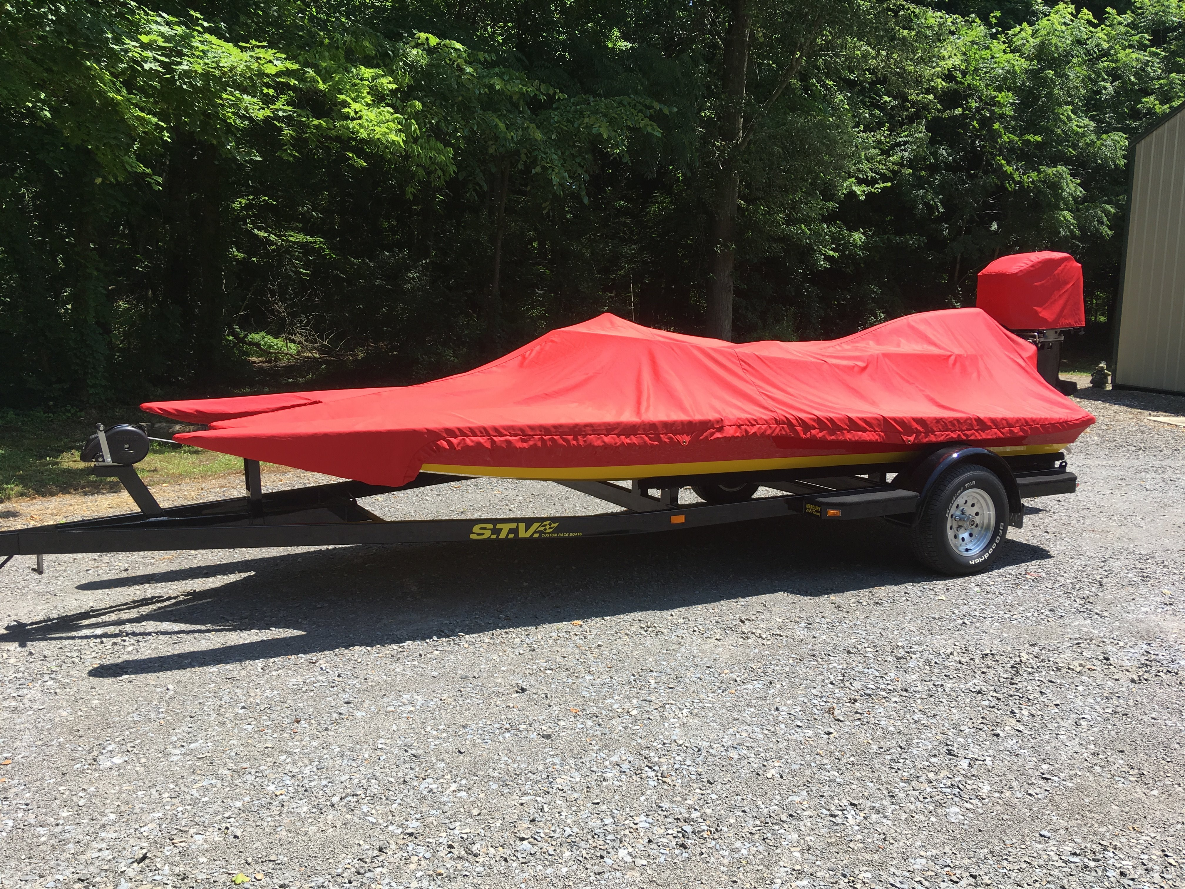 Check out this 1989 CUSTOM STV Procomp on Boattrader com