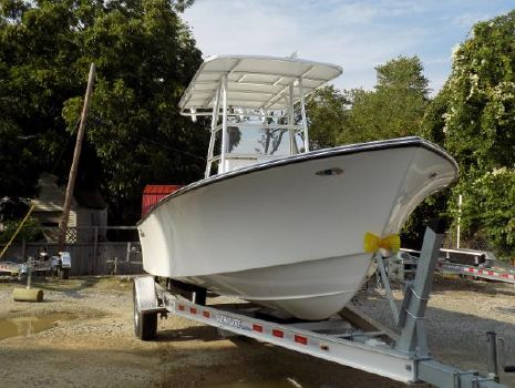 2017 May-Craft --Parker--Jones Brothers 20 Center Console
