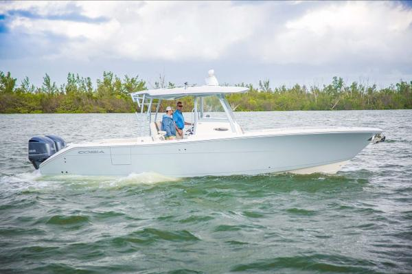 2018 Cobia 320 Center Console - On Order