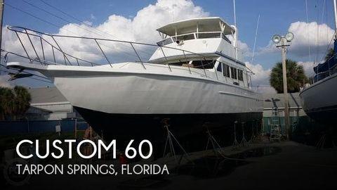 2000 Custom-craft 60 2000 Custom 60 for sale in Tarpon Springs, FL