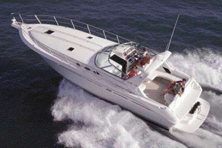 1997 Sea Ray 400 Express Cruiser Manufacturer Provided Image
