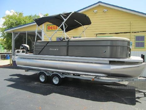 2016 Crest Pontoon Boats I 220